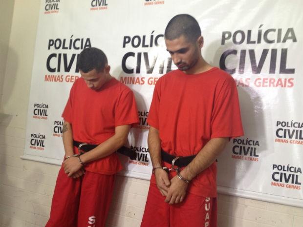 Homicidas Uberlândia  (Foto: Simone Simplício/G1)