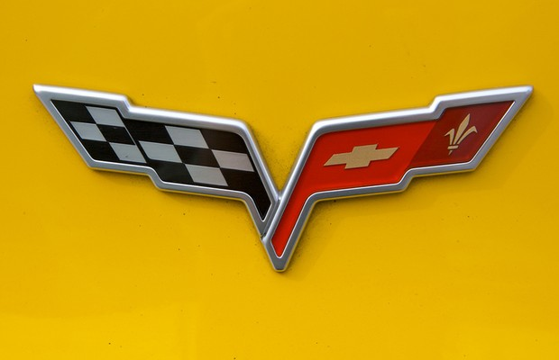 Logo Corvette (Foto: Marcin Wichary/Flickr)