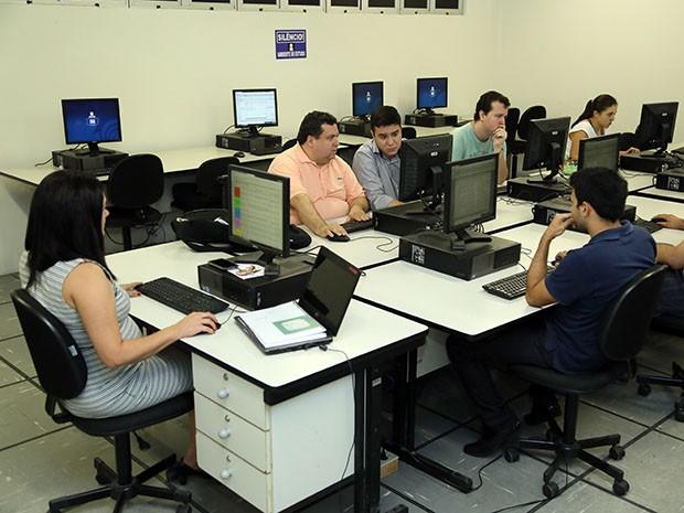 O curso de Administração da Unifor foi eleito um dos melhores do Brasil pelo Ranking Universitário Folha 2015 e é nota máxima pelo Guia do Estudante 2016 (Foto: Ares Soares/Unifor)