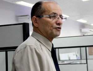 Olavo Rodrigues, ex-presidente do Treze (Foto: Leonardo Silva / Jornal da Paraíba)