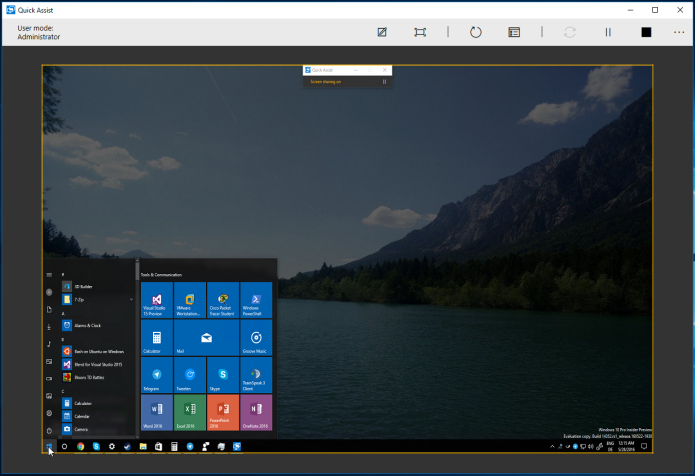 Descubra como ter acesso remoto a um PC com Windows 10 (Foto: Reprodução/Edivaldo Brito)