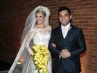 Antônia Fontenelle fala sobre casamento: 'Meu nome é gratidão'