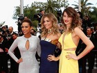 Taís, Grazi e Isabelli aparecem deslumbrantes no Festival de Cannes