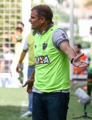 Diego Aguirre; Atlético-MG (Foto: Bruno Cantini/Atlético MG)
