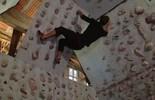 'Até lá': escaladores de SC se preparam para próxima Olimpíada (Reprodução)