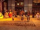 Em Belém, Estação das Docas recebe espetáculo do Grupo Muiraquitã
