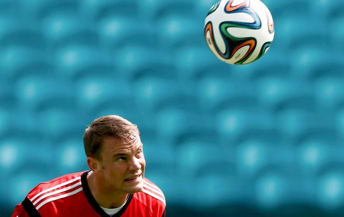Manuel Neuer Alemanha  (Foto: Getty Images)