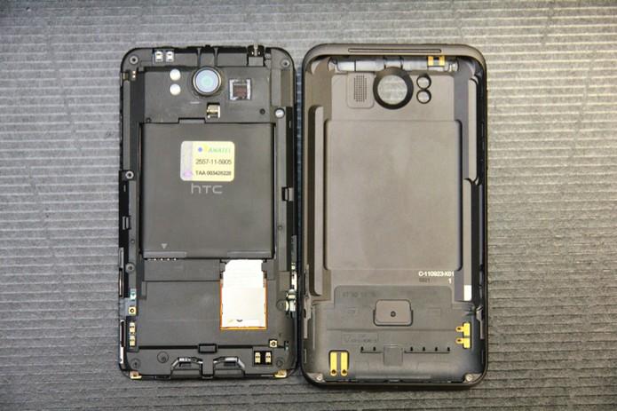 HTC Ultimate (Foto: Allan Melo/TechTudo)