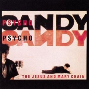Capa de 'Psychocandy', primeiro disco do Jesus and Mary Chain (Foto: Divulgação)