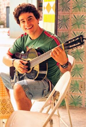 Anderson Di Rizzi como Carlito em Amor à Vida (Foto: João Miguel Júnior/TV Globo)