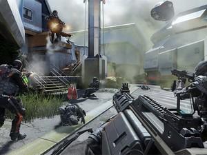 Personagens de 'Call of Duty: Advanced Warfare' usam exoesqueletos e têm habilidades fora do normal (Foto: Divulgação/Activision)