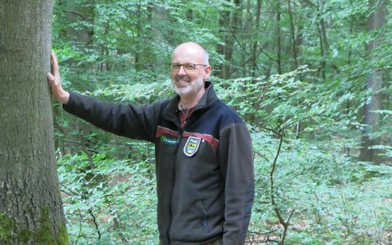 Peter Wohlleben, pesquisador alemão  (Foto: divulgação)