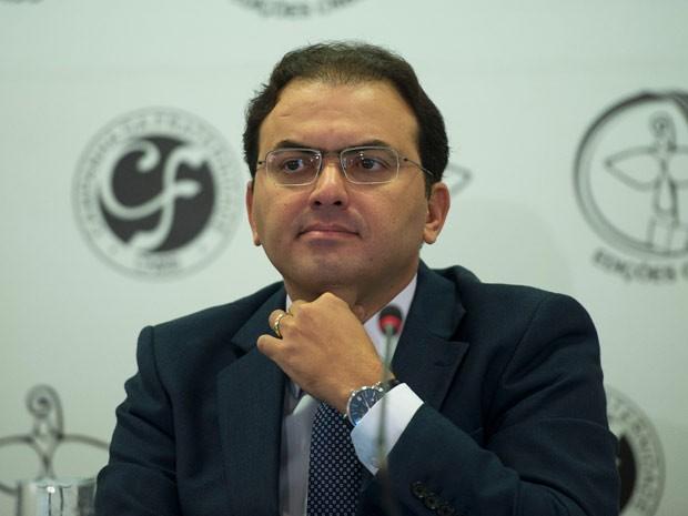 O presidente nacional da Ordem dos Advogados do Brasil (OAB), Marcus Vinicius Furtado Coêlho (Foto: Marcelo Camargo/Agência Brasil)