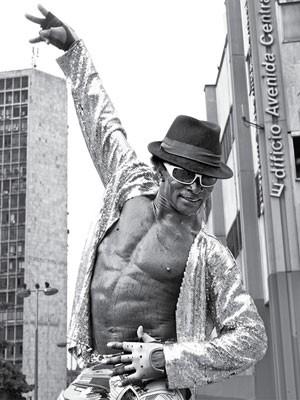 Anônimos e famosos:os flagrantes de Gustavo Malheiros pelas ruas da cidade (Foto: Divulgação/Gustavo Malheiros)