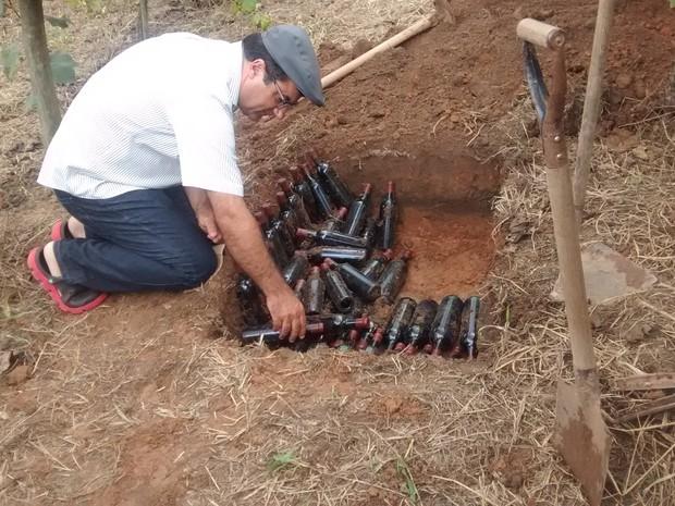 """Adega de São Roque revive tradição do """"Vinho dos Mortos"""" neste sábado (Foto: Divulgação)"""