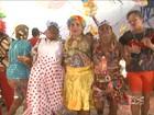 Baile de carnaval anima idosos em São Luís