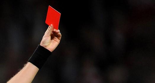 Carrossel Expulsão Cartão Vermelho 280