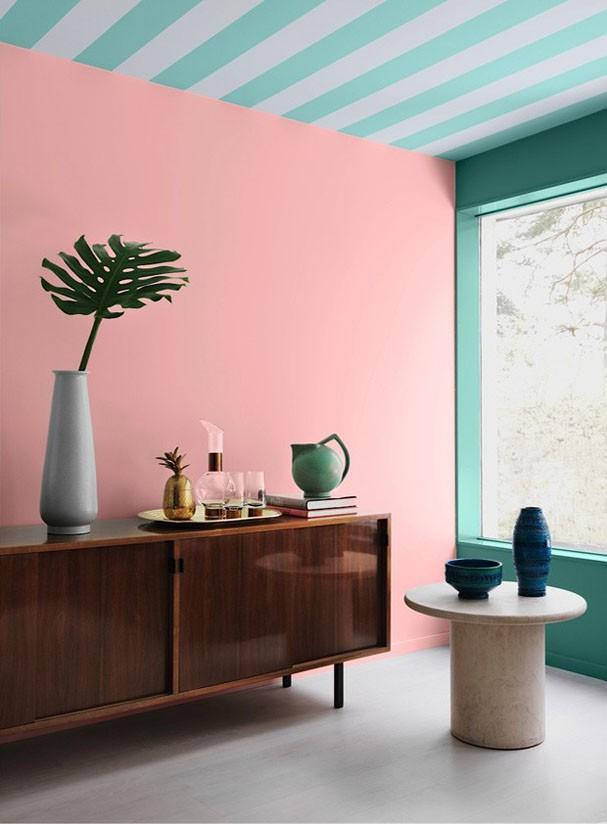 Salas rosa (Foto: Divulgação)