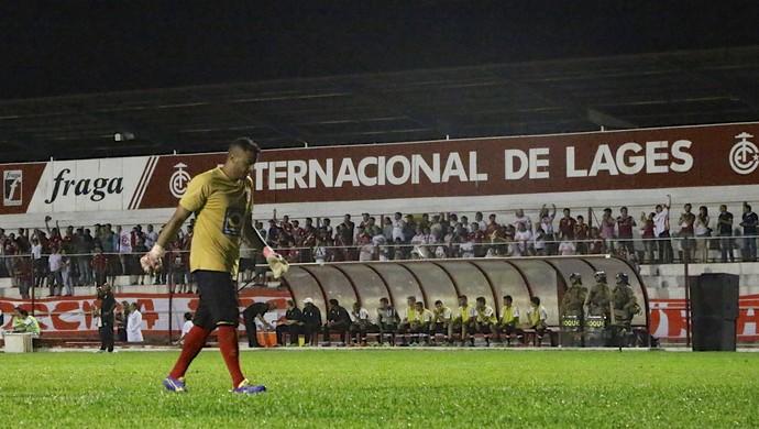 Tio Vida Fernando Henrique (Foto: Greik Pacheco/Inter de Lages)