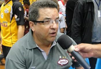 Cidão, técnico do Orlândia (Foto: Rodolfo Tiengo)