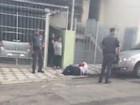 Dupla assalta cliente e troca tiros com a PM (Arquivo pessoal)