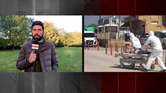 Síria rejeita acusações da França sobre o uso de armas químicas