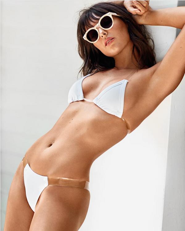 A modelo Brittny Ward (Foto: Instagram)