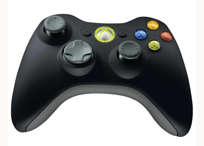 Joystick do Xbox 360 (Foto: Divulgação)