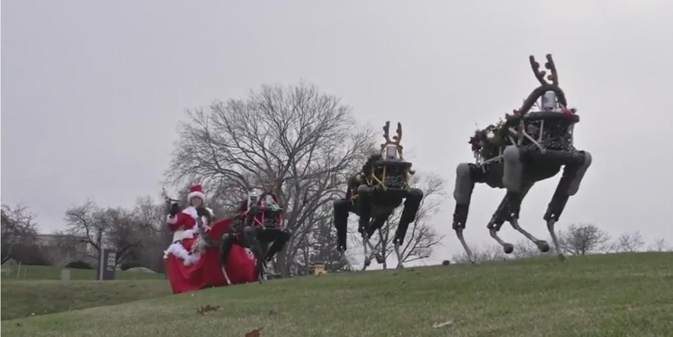 Criação robótica é da Boston Dynamics (Foto: Reprodução / Boston Dynamics)