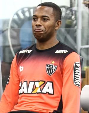 Robinho; Atlético-MG (Foto: Bruno Cantini/Atlético-MG)