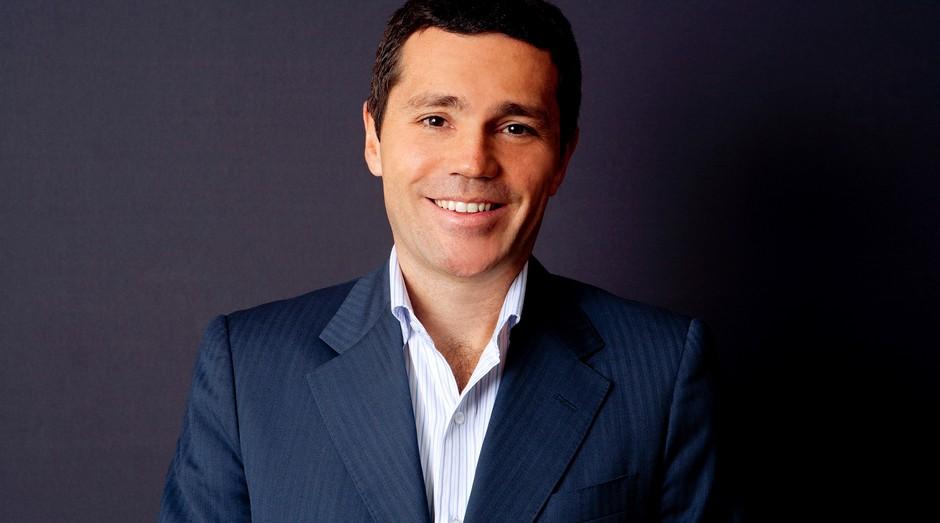 Gilles Coccoli, CEO da Edenred e vice-presidente da CCIFB de São Paulo (Foto: Divulgação)
