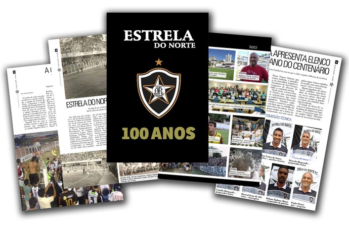 Revista do Estrela (Foto: Revista do Estrela)