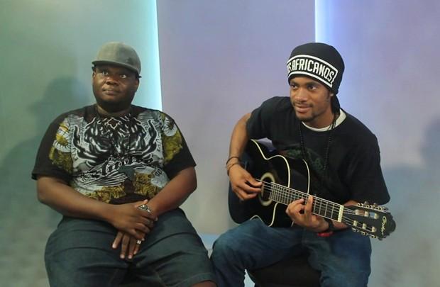Dois Africanos (Foto: Reprodução)