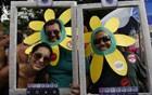 Internet inspira fantasias neste carnaval (Paula Giolito / O Globo )