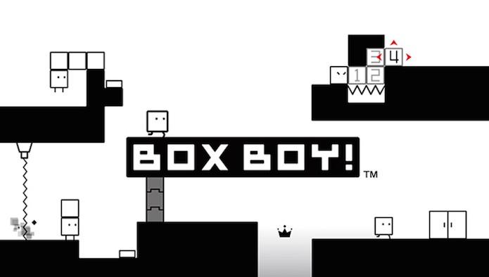 Boxboy! (Foto: Divulgação/NIntendo)