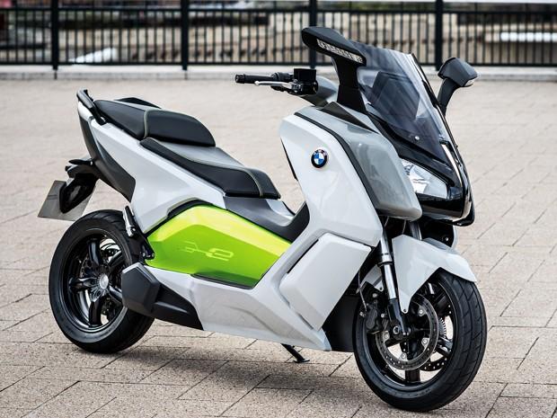 BMW C evolution (Foto: Divulgação)