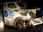 Grupo armado tenta assaltar carro-forte em rodovia da Serra do RS