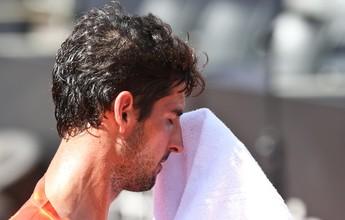 Bellucci perde chances no tie-break e cai para Raonic na estreia em Madri