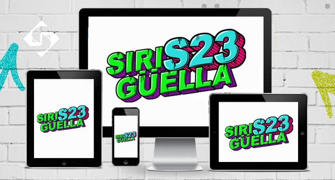 Veja os canais de comunicação com o Siriguella 23 anos. (Foto: Divulgação)