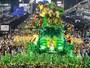 Com samba-enredo em homenagem a agricultura, Unidos da Tijuca é a vice-campeã de 2016