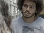 Pedro pergunta para Luciana se ela já transou com Rodrigo