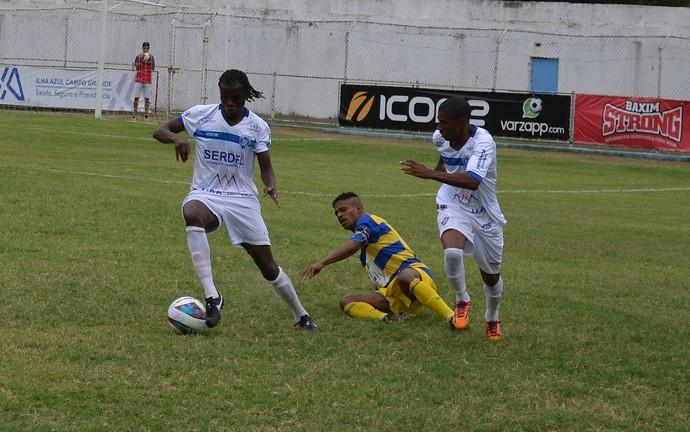 Campeonato Capixaba Série B 2016: GEL x Vitória-ES (Foto: Sidney Magno Novo/GloboEsporte.com)