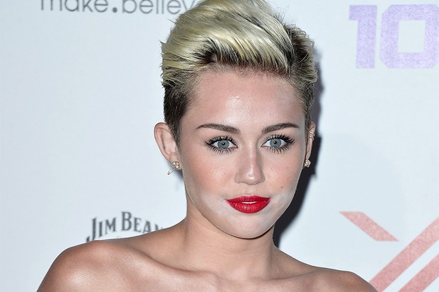 Miley Cyrus (Foto: Frazer Harrison/ Getty Images/ AFP)