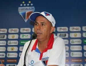 Luís Carlos Martins, técnico do Fortaleza (Foto: Divulgação/Nodge Nogueira)