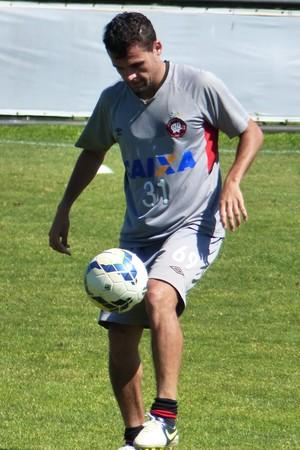 Paulinho Dias, Atlético-PR (Foto: Monique Silva)