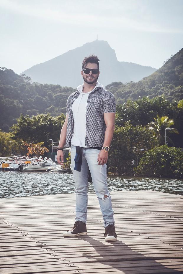 Thiago Di Melo (Foto: Anderson Barros / EGO)