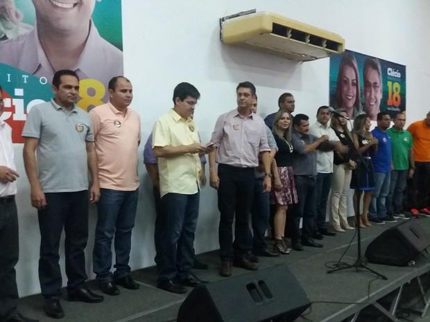 14 vereadores Clécio Luís Macapá  (Foto: Abinoan Santiago/G1)