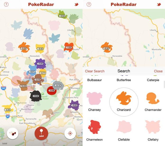 Poké Radar for Pokemon GO (Foto: Divulgação/Apple Store)