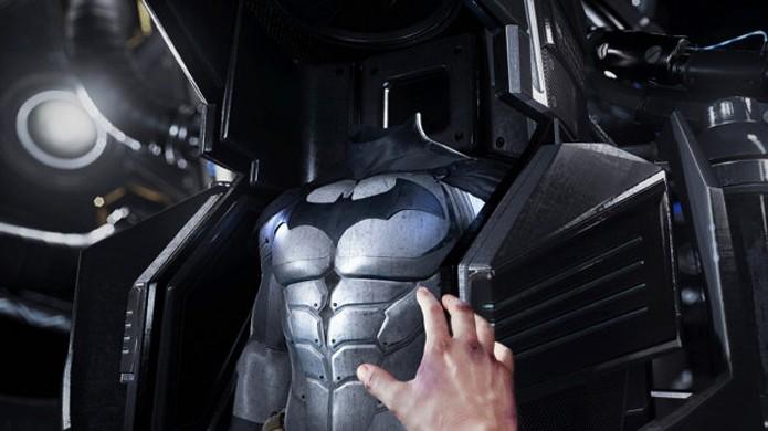 Batman: Arkham VR dará a jogadores a chance de encarnarem o Cavaleiro das Trevas no PSVR (Foto: Reprodução/PlayStation)