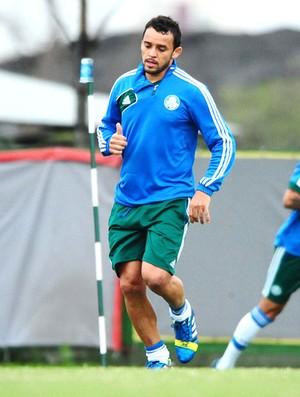 Charles Treino Palmeiras (Foto: Marcos Ribolli)
